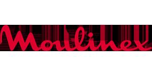لوگو لوازم خانگی Moulinex و تعمیرات لوازم خانگی